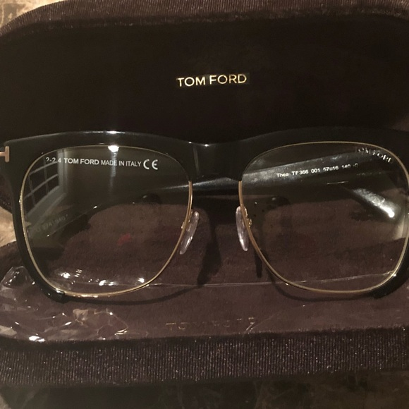 "9ca11e44b2b7 Tom Ford ""Thea"" Eyewear. M 5b3f9180194dad76baedb856. Other Accessories ..."
